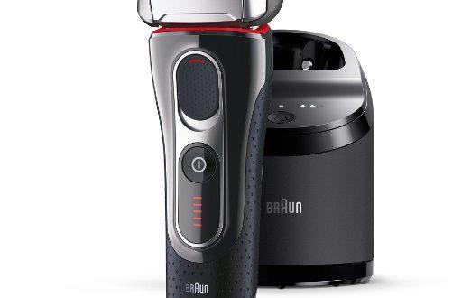Braun Series 5 5090cc Elektrorasierer mit Reinigungsstation